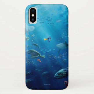 Finding Dory   Poster Art iPhone X Case
