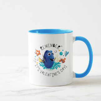 Finding Dory | Remember it's Valentine's Day! Mug