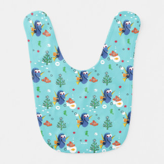 Finding Dory | Remembering Holiday Cheer Bib