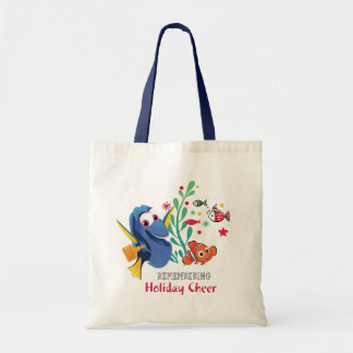 Finding Dory   Remembering Holiday Cheer Tote Bag