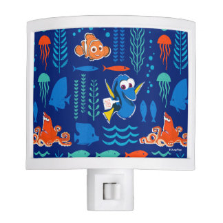 Finding Dory Sea Pattern Night Lights