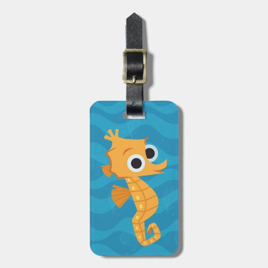 Finding Dory | Sheldon Luggage Tag
