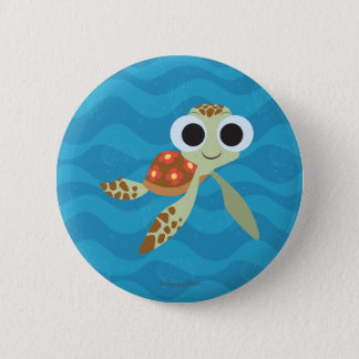 Finding Dory | Squirt 2 Inch Round Button