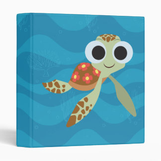 Finding Dory | Squirt 3 Ring Binder