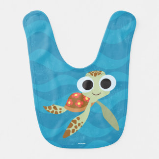 Finding Dory | Squirt Baby Bibs