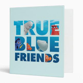 Finding Dory   True Blue Friends Vinyl Binder