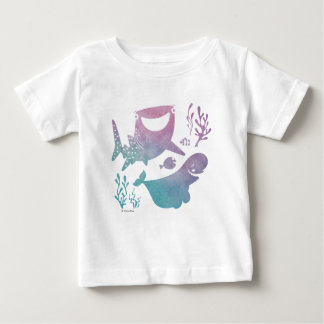 Finding Dory Watercolor Graphic Baby T-Shirt