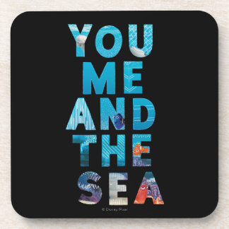 Finding Dory | You Me & the Sea Drink Coasters