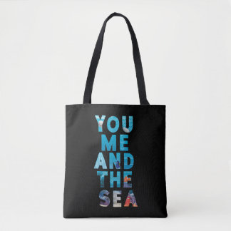 Finding Dory   You Me & the Sea Tote Bag