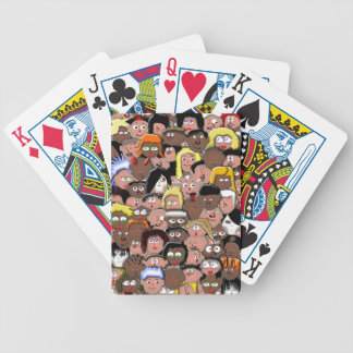 finding emos bicycle playing cards