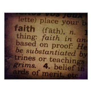 Finding Meaning - Faith Photo Print