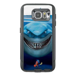 Finding Nemo | Bruce Grinning OtterBox Samsung Galaxy S6 Case