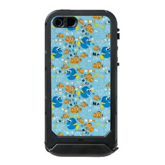 Finding Nemo | Dory and Nemo Pattern Incipio ATLAS ID™ iPhone 5 Case