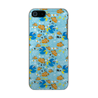 Finding Nemo | Dory and Nemo Pattern Incipio Feather® Shine iPhone 5 Case
