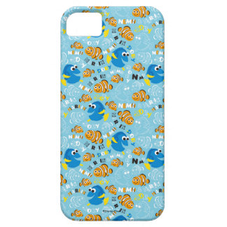 Finding Nemo | Dory and Nemo Pattern iPhone 5 Cases