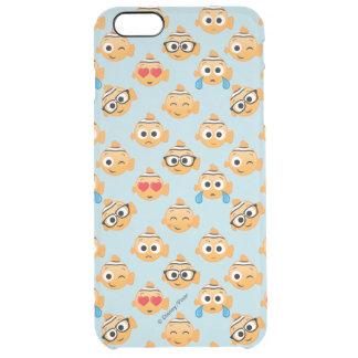Finding Nemo | Emoji Pattern Clear iPhone 6 Plus Case