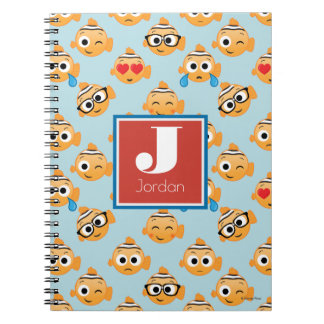 Finding Nemo | Emoji Pattern Note Book
