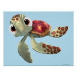 Finding Nemo | Squirt Floating Poster