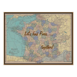 Finding Paris Together Poster