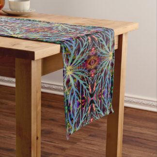 Finding the Colors Pattern Medium Table Runner