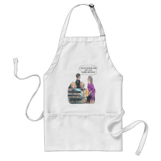 Finding the Right Bra Apron Standard Apron