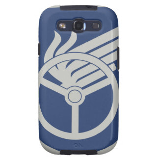 Findland Military Patch Samsung Galaxy SIII Cases