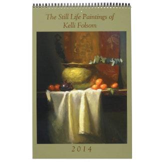 Fine Art Calendar