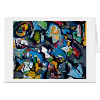 Fine Art Card