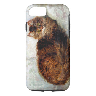 Fine Art Cat Portrait iPhone 7 Case
