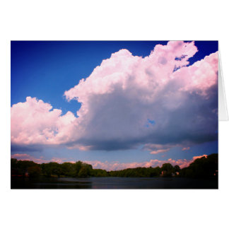Fine Art Greeting Cards Cloud Sky Photography