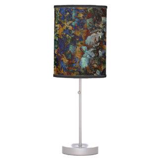 Fine Art Leaves Lamp
