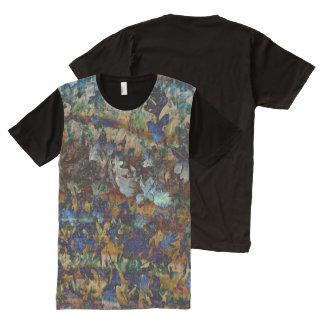 Fine Art Leaves Mens T-Shirt