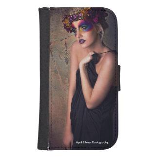 Fine Art Portrait Phone Wallet Case