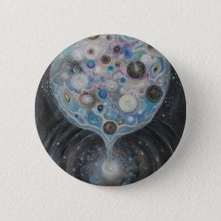 Fine Art Print 2 Inch Round Button
