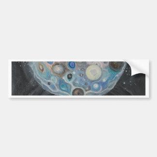Fine Art Print Bumper Sticker