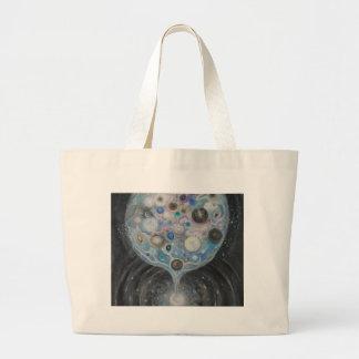 Fine Art Print Large Tote Bag