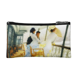 Fine Art Small Cosmetic Bag