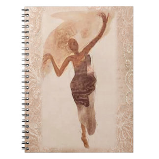 Fine Art ~ The Dancer c1906 Note Book