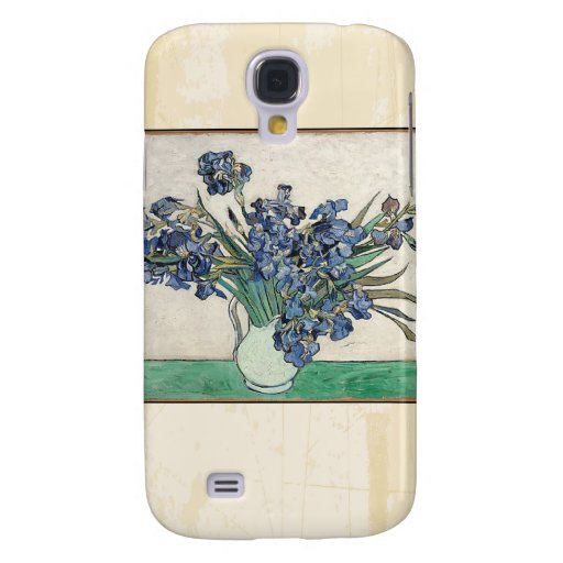 Fine Art Van Gogh Irises HTC Vivid / Raider 4G Case