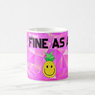 fine as a pineapple 11 oz. Mug