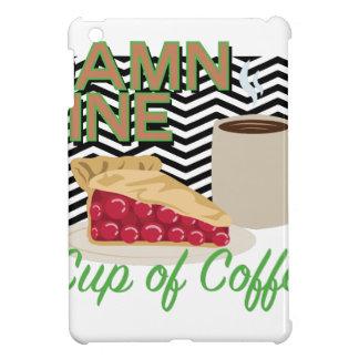 Fine Coffee & Pie iPad Mini Case