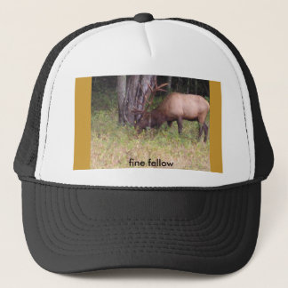 fine fellow elk hat