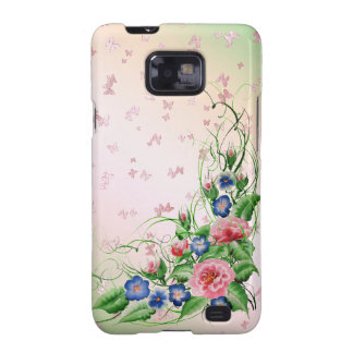 Fine flowers galaxy s2 covers