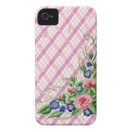 Fine flowers blackberry cases