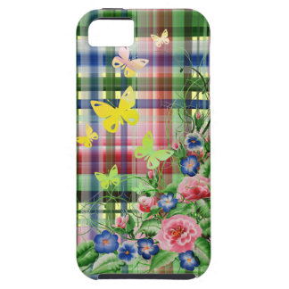 Fine flowers case for the iPhone 5