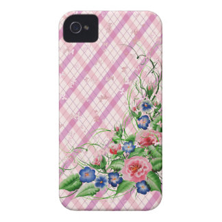 Fine flowers iPhone 4 covers