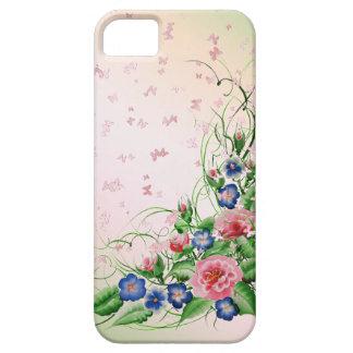 Fine flowers iPhone 5 case