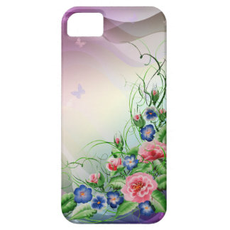 Fine flowers iPhone 5 cover