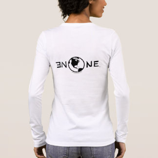 Fine Long Sleeve T-Shirt (Front/Back Print)