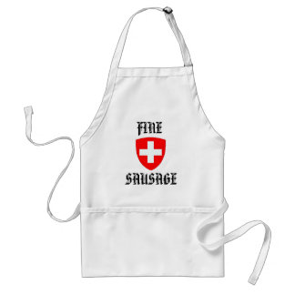 Fine Sausage Standard Apron